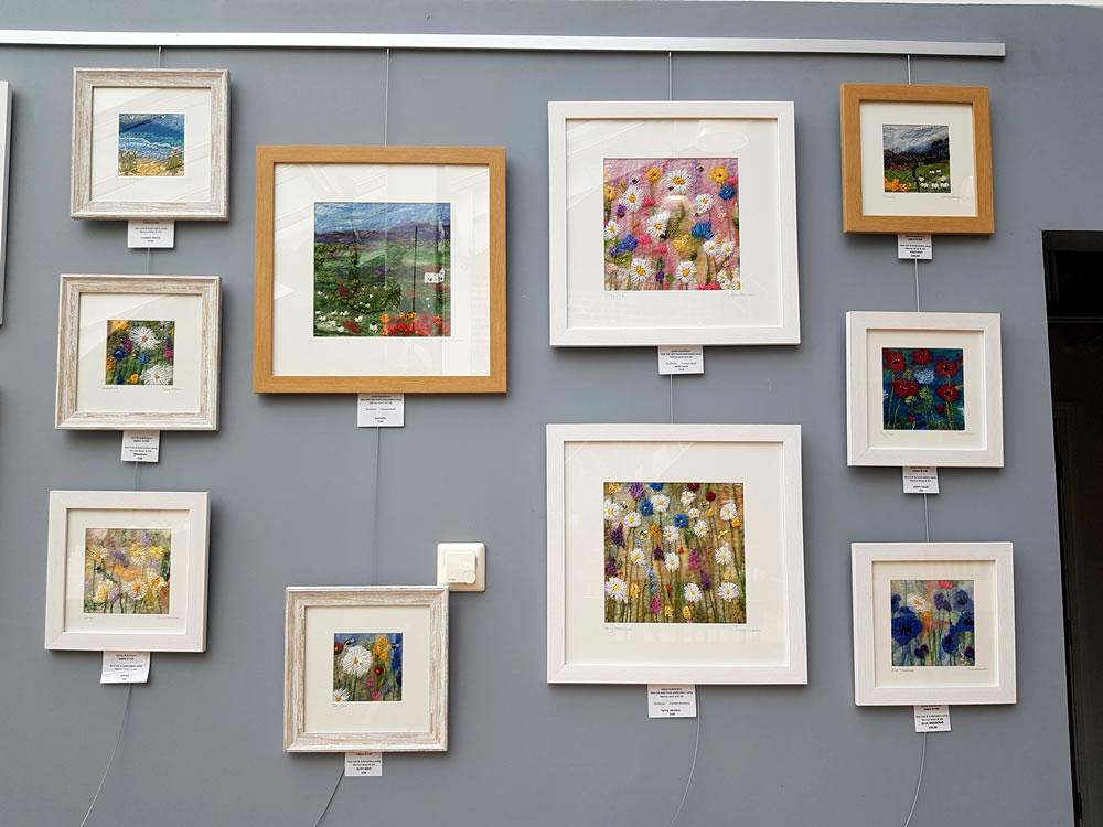 Cross Lanes Exhibition