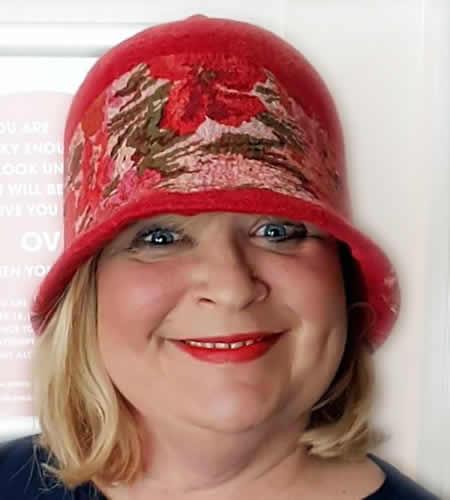Janice Hutchinson Colour in Felt