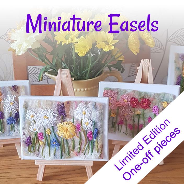 Miniature Easels